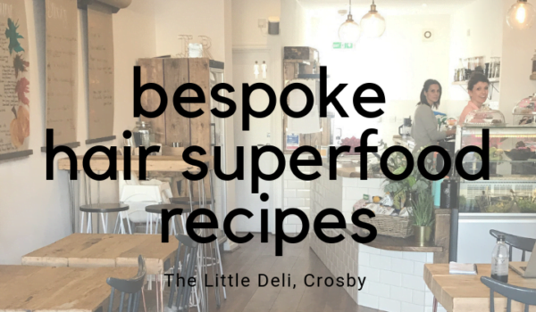 artelier hairdressers bespoke hair superfood recipes