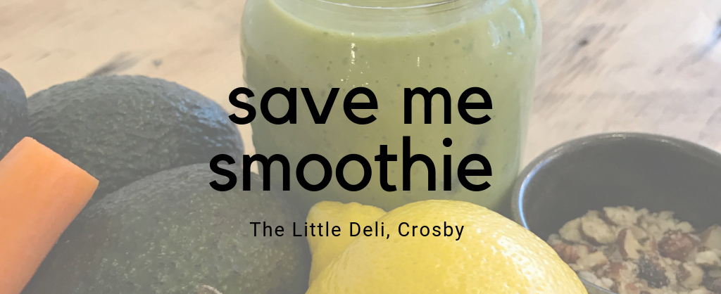 save me superfood smoothie artelier formby