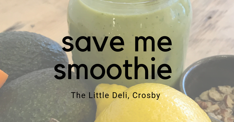 Save Me Smoothie | Hair Superfood Recipe