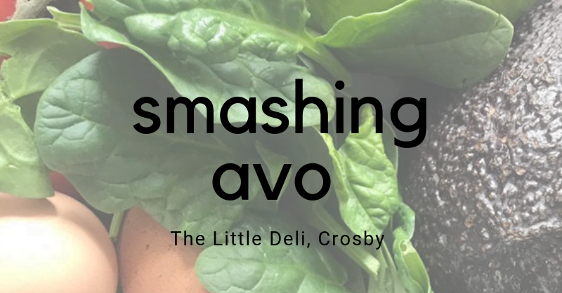 Smashing Avo | Hair Superfood Recipe