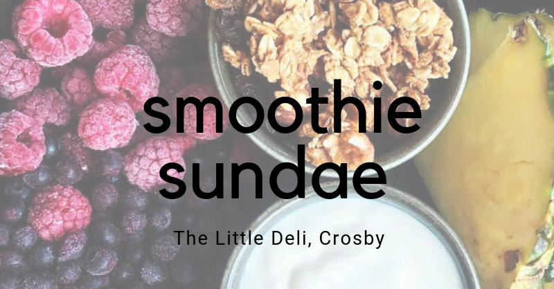Smoothies Sundae | Hair Superfood Recipe