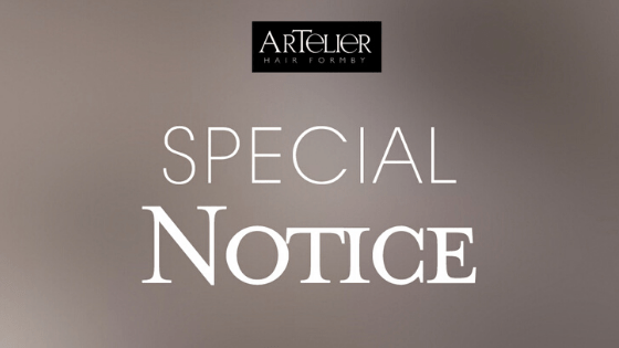 ARTELIER HAIRDRESSERS FORMBY